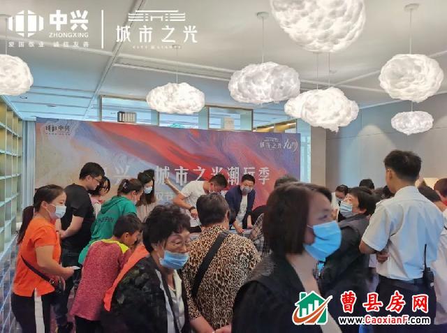 中兴·城市之光|金秋双节潮玩季人气火爆,多种潮玩主题嗨翻天